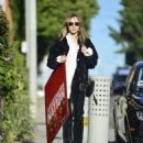 Suki Waterhouse – Out and about in Los Angeles