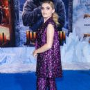 Meg Donnelly – 'Jumanji: The Next Level' premiere in Hollywood