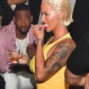 Amber Rose and Terrence Ross - 306 x 623