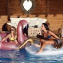 Tulisa Contostavlos – Enjoying holiday in Greece - 454 x 285