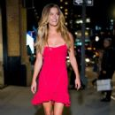 Nina Agdal – Looking hot at Intermix 25th Anniversary Party in New York