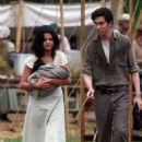 Selena Gomez On Set Of In Dubious Battle In Georgia