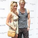 Ashley Benson and Chord Overstreet at the Azure Labor Day Weekend Pool Party at the Palazzo Hotel and Casino in Las Vegas, Nevada on September 1, 2012 - 440 x 673