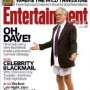 Dave Letterman - Entertainment Weekly Magazine [United States] (16 October 2009)