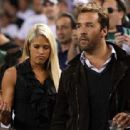 Jeremy Piven and Barbie Blank - 454 x 312