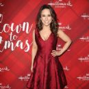Lacey Chabert – 'Christmas at Holly Lodge' Screening in LA - 454 x 682