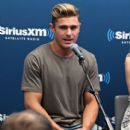 Zac Efron at SiriusXM's 'Town Hall' with the cast of 'Neighbors 2' at SiriusXM Studios on May 18, 2016 in New York, New York - 401 x 600