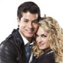 Arthur Aguiar and Lua Blanco