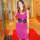 Cindy Crawford - Opens The Omega Boutique At The Village In London - 15.10.2009