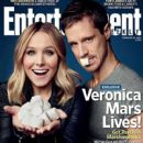 Kristen Bell, Jason Dohring - Entertainment Weekly Magazine Cover [United States] (21 February 2014)