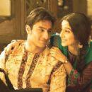 Saif Ali Khan and Vidya Balan