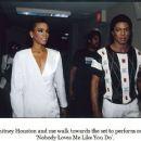 Whitney Houston and Jermaine Jackson - 454 x 362