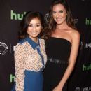 Odette Annable – PaleyFest 2016 Fall TV Preview for CBS in Beverly Hills - 454 x 650