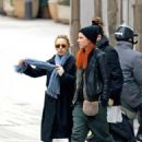 Kylie Minogue Strolls In Tossa De Mar - December 28, 2009