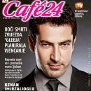 Kenan Imirzalioglu - Cafe 24 Magazine Cover [Croatia] (19 July 2013)