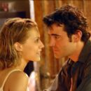 Brittany Murphy and Ron Livingston