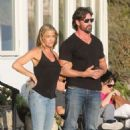 Denise Richards – Filming 'Real Housewives of Beverly Hills' in Malibu - 454 x 681