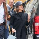 Gina Rodriguez – Leaving the 'Today Show' in NYC 4/3/2017 - 454 x 590