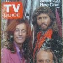 The Bee Gees - TV Guide Magazine Cover [United States] (10 November 1979)