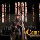 Laurence Harvey In CAMELOT -- Original London Cast - 400 x 300