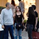 Sofia Vergara – On holiday with friends in Portofino