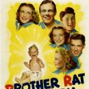 Brother Rat and a Baby (1940) - 454 x 687