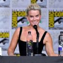 Alice Eve – Marvel's 'Iron Fist' Panel at 2018 Comic-Con in San Diego - 454 x 332