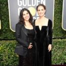 Natalie Portman: attends The 75th Annual Golden Globe Awards at The Beverly Hilton Hotel in Beverly Hills