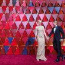 Keith Urban and Nicole Kidman At The 89th Annual Academy Awards - Arrivals (2017) - 454 x 302