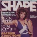 Emma Samms - Shape Magazine Cover [United States] (April 1987)
