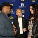 Jordin Sparks attended the GRAMMY Career Day at the University of Southern California (February 9)