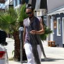 Russell Brand was spotted while out after yoga class, shopping at RTH in Los Angeles, California on July 20th, 2012 - 406 x 594