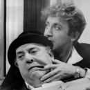 The Producers 1967 Motion Picture Starring Zero Mostel and Gene Wilder. A Film By Mel Brooks - 454 x 526