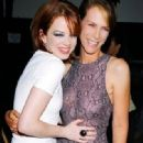 Shirley Manson and Jamie Lee Curtis At The 1996 MTV Movie Awards