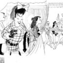 GYPSY  Original 1959 Broadway Musical Starring Ethel Merman - 454 x 392