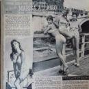Marisa Allasio - Cine Revue Magazine Pictorial [France] (2 November 1956) - 454 x 604
