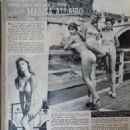 Marisa Allasio - Cine Revue Magazine Pictorial [France] (2 November 1956)