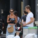 Katie Holmes – Out Shopping in downtown Manhattan