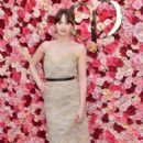 Felicity Jones – Cle de Peau Beaute Celebrates the Brand Relaunch in LA