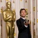 Javier Bardem At The 80th Annual Academy Awards (2008) - 300 x 413