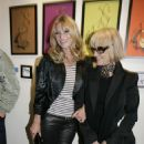 Kate Moss - Mar 10 2008 - Barbara Hulanicki's New Exhibition Of Illustrations Opening