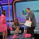 "Interview with Maite in the program ""El Gordo y la Flaca Univision"" (February 29)"