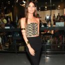 Model Lily Aldridge attends Fashion Rocks 2014 presented by Three Lions Entertainment at the Barclays Center of Brooklyn on September 9, 2014 in New York City