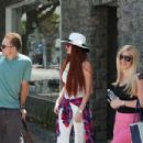 Heidi Montag seen filming their new reality show in Beverly Hills, California on July 28, 2015 - 454 x 302