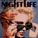 Madonna - Long Island's Nightlife Magazine Cover [United States] (September 1984)