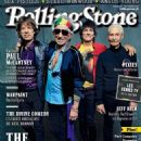 The Rolling Stones - Rolling Stone Magazine Cover [France] (September 2016)