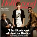 Justin Bieber in The Hollywood Reporter Magazine