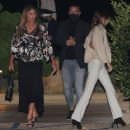 Kendall Jenner – Out for dinner at Nobu in Malibu - 454 x 363