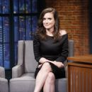 Winona Ryder At The Late Night with Seth Meyers (August 2015)