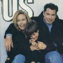 John Travolta and Kelly Preston - 374 x 614
